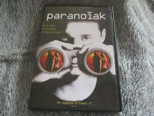 """DVD """"PARANOIAK"""" Shia LaBEOUF / D.J. CARUSO - horreur"""