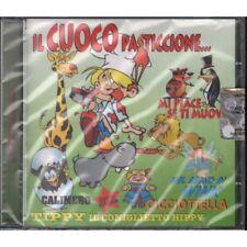 AA.VV. CD  Il Cuoco Pasticcione Sigillato 8012958201813