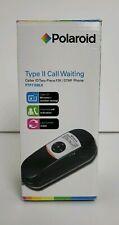 BRAND NEW TELECOM DTI DTP115BLK TYPE II CALL WAITING, CALLER ID (BLACK)