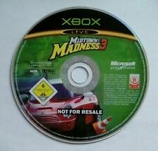 * Disque Seulement * Midtown Madness 3 Microsoft Xbox