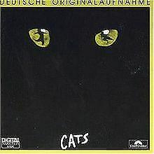 Cats (Deutsche Originalaufnahme) von Musical, Wien | CD | Zustand gut