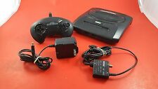 Sega Genesis 2 Console System [w/1 Official Controller & All Cables] Working