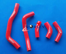 FOR HONDA CRF450R CRF 450 R 2006 2007 2008 06 07 08 silicone radiator hose red