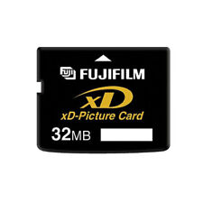 GENUINE FUJI 32MB XD MEMORY CARD STANDARD TYPE FOR FINEPIX/OLYMPUS CAMERAS 32 MB