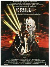 Affiche 120x160cm KRULL (1984) Peter Yates - Freddie Jones, Ken Marshall EC