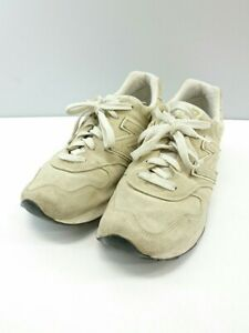 New Balance Used 1400/M1400Be/Low-Cut Sneakers/Cml/Camel/Us/Suede/ Shoes