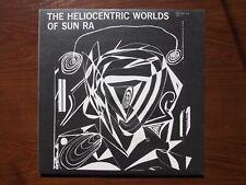 The Heliocentric Worlds of SUN RA - ESP Disk 1014 (2009) 180 gram Free Jazz LP
