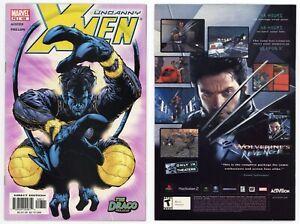 Uncanny X-Men #428 NM 9.4 1st appearance Azazel Nightcrawler Origin 2003 Marvel