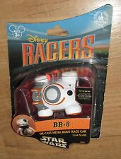 Nuevo Disney Store BB-8 Die Cast Racers-Star Wars: The Force despierta Coche Vehículo