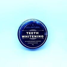 Carbon Aktivkohle Zahnpolitur Teeth Whitening weiße Zähne Zahnpflege Zahnweiß