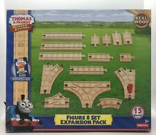Thomas & Friends Wooden Railway Figure-8 Set Expansion Pack New- damaged package