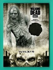 TWD THE WALKING DEAD HUNTERS & THE HUNTED WALKER RELIC WR-2 COSTUME RELIC