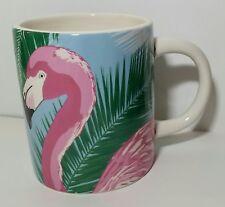 Pink Flamingo Mug 20oz EUC - Nice Print