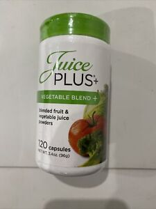 JUICE PLUS VEGETABLE BLEND.1 Bottle. 2 Month Supply.New Fast Shipp.Exp.02/22