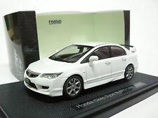 1:43 Ebbro Honda Civic Type R FD2 Late Version Pearl White 44883 Diecast