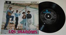 THE SHADOWS*LOS SHADOWS EP*GRANADA*ADIOS MUCHACHOS + 2*1963*COLUMBIA*EX+