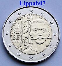 Frankrijk speciale 2 euro 2013 Pierre de Coubertin UNC