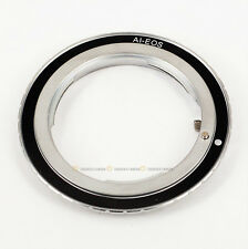 Nikon AI Lens To Canon EOS EF D-SLR body Adapter Ring for 60D 600D 1000D 7D 5D2