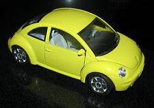 1/24 Diecast Metal & Plastic Toy Car Automobile Bburago Italy Volkswagon Beetle