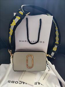 NWT MARC JACOBS Snapshot Small Camera Bag DUST MULTI bag sales