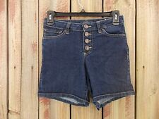 Jessica Simpson Shorts Vintage High Wasted Short Stretch Jean Misses Size 25