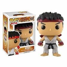 Street Fighter Ryu Pop! jeux figurine en vinyle no.137