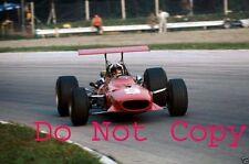 Chris Amon Ferrari 312/68 Italian Grand Prix 1968 Photograph