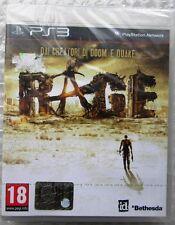 RAGE ITA PS3 PLAYSTATION 3 NUOVO