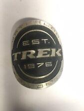 Vintage Trek Bicycle Head Badge