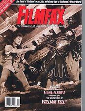 Filmfax #38 Dante Matinee Errol Flynn Larry Buchanan Lon Chaney Sr 1993