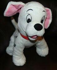 "101 Dalmatians 14"" Plush Puppy Authentic Disney Store Stuffed Animal"