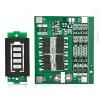 3S 25A 11.1V 12.6V BMS Protection PCB Board 18650 Li-ion Lithium Battery Balance