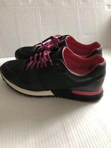 LOUIS VUITTON PARIS Made in Italy Men's Shoes Sz 9 EU - 11 US
