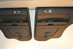 16-19 Rear Door Panels OEM Ford Explorer...BLACK...SUPER NICE!!!