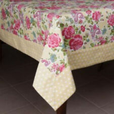 Floral & Nature Rectangular Table Cloths