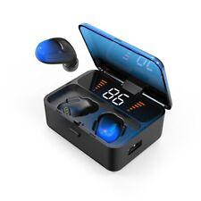 TWS Earphones Touch Type True Wireless Bluetooth Stereo Earbuds New