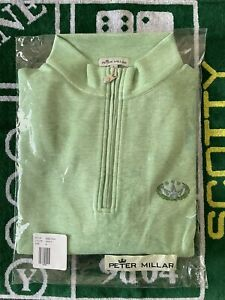 Scotty Cameron quarter zip sweater NIB size Small