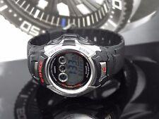 Casio GW500A G-Shock Atomic Solar Watch Black Resin Band Men's Watch