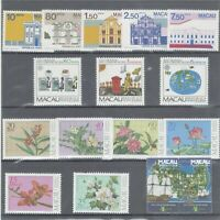 Macao Stamps | 1983 full year | Official Pack | Mint