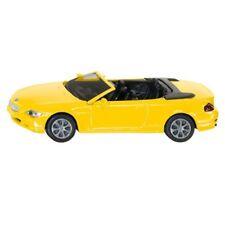 Yellow Siku Bmw Cabriolet Model Car - 645i Convertible 1007