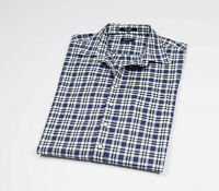 GANT Men's Checked long Sleeved Casual Shirt Size 3XL
