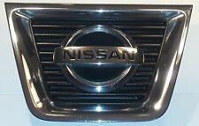 Oem 08 09 10 Nissan Rogue Front Upper Center Grille Chrome Emblem