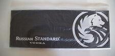 RUSSIAN STANDARD Vodka Pub / Bar Rubber Pad / Mat / Spill Rail / Runner NEW