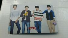 Cnblue group yes card photocard kpop k-pop u.s seller shipped in toploader