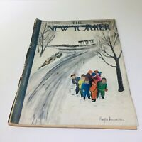 The New Yorker: Feb 1 1958 - Full Magazine/Theme Cover Roger Divosin