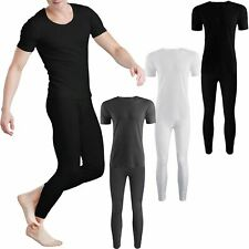 MEN'S COMPLETE THERMAL SET UNDERWEAR PANTS LONG JOHNS & T-SHIRT TOP PLUS SIZE