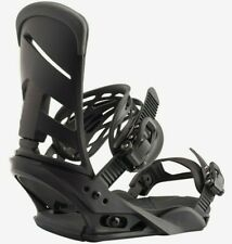 Burton - Mission Re:Flex   2020 - Mens Snowboard Bindings   Black