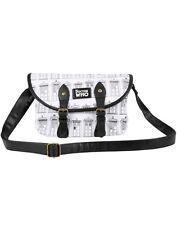 Doctor Who Tardis Repeat Print Double Buckle Crossbody Bag Purse Handbag Dr NWT!