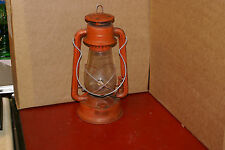 Antique Dietz Fitzall Crescent WFS No129 Oil Kerosene Railroad Hanging Lantern