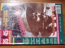 $$r Revue Heimdal 39/45 Magazine N°84 Yougoslavie  Jean Moulin  Enigma  Janus